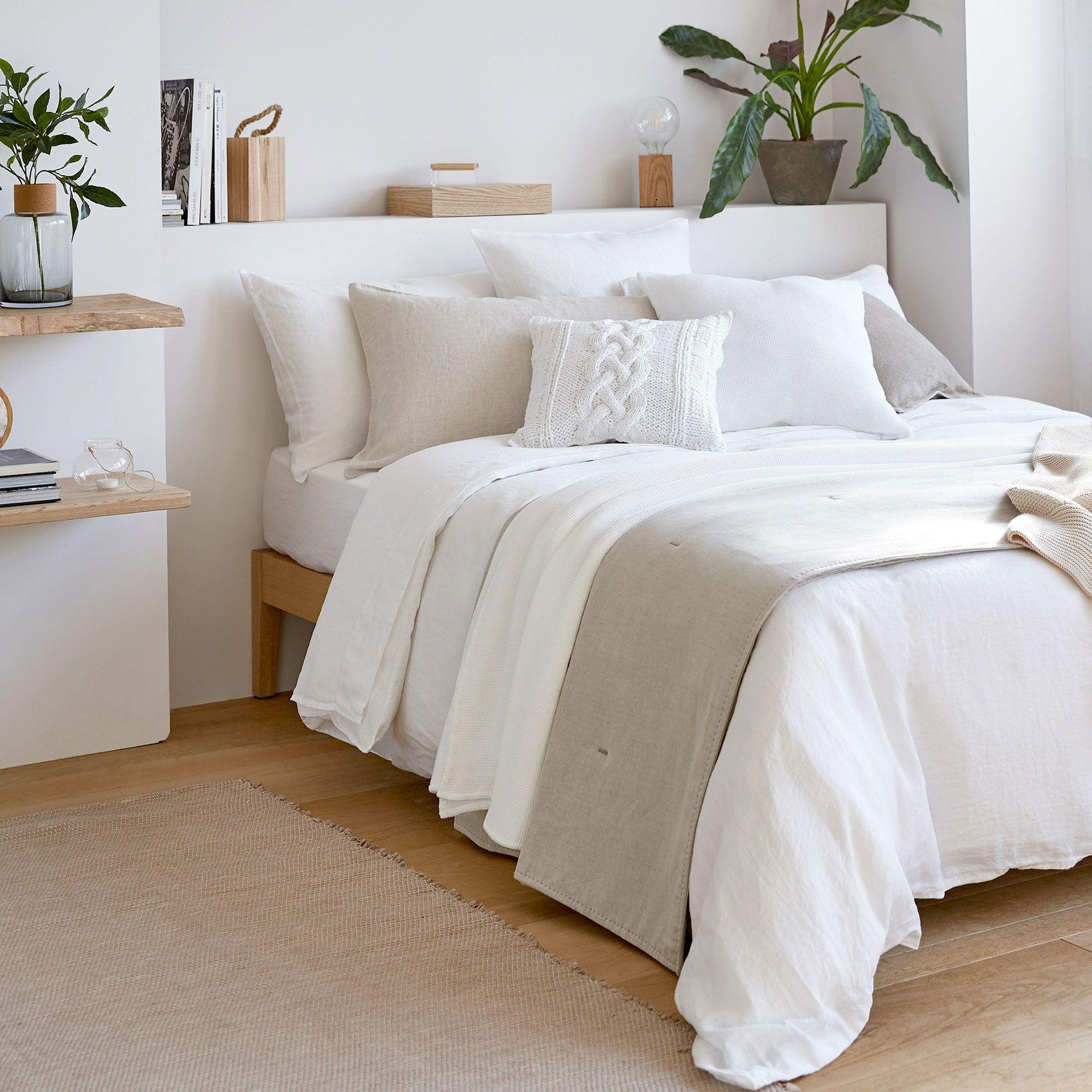 Effen dekbedden en kussenhoes  slaapkamer  Dekbed