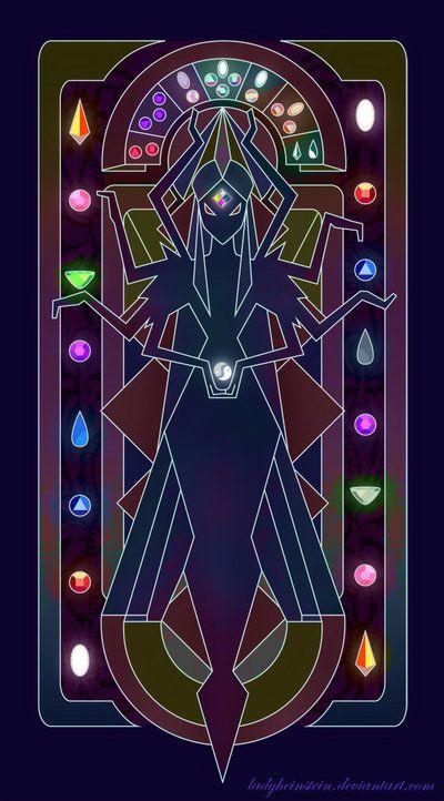 Rainbow diamond oc mural by ladyheinstein on deviantart for Yellow diamond mural