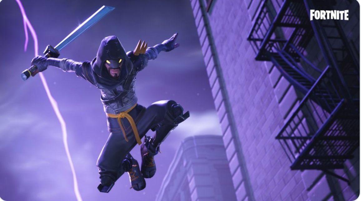 Myth Cloak Star Ninja Fortnite Fortnite Skin Fortnite Skins In