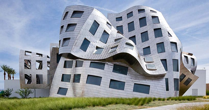 Most influential architects of the century: Frank Gehry - Selo