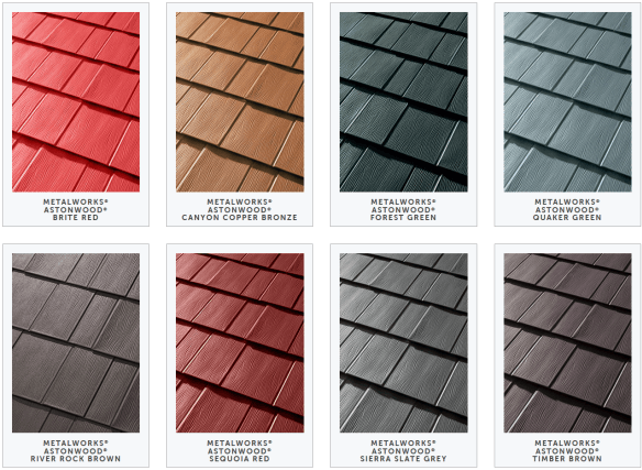 How To Pick The Right Metal Roof Color Consumer Guide 2020 Metal Roof Colors Roof Colors Aluminum Roof