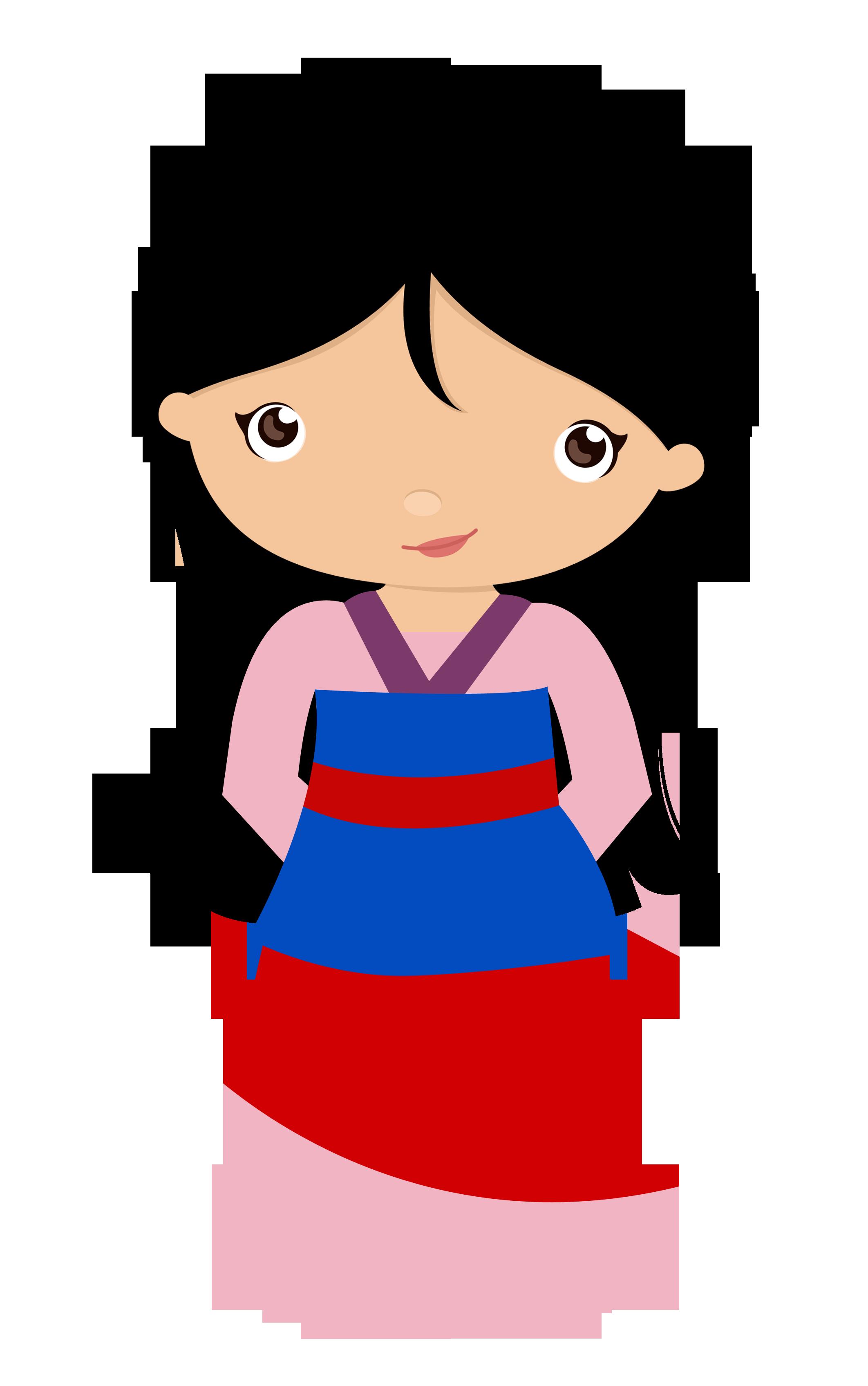 Mulan e pocahontas cat traditional princess - Princesse mulan ...