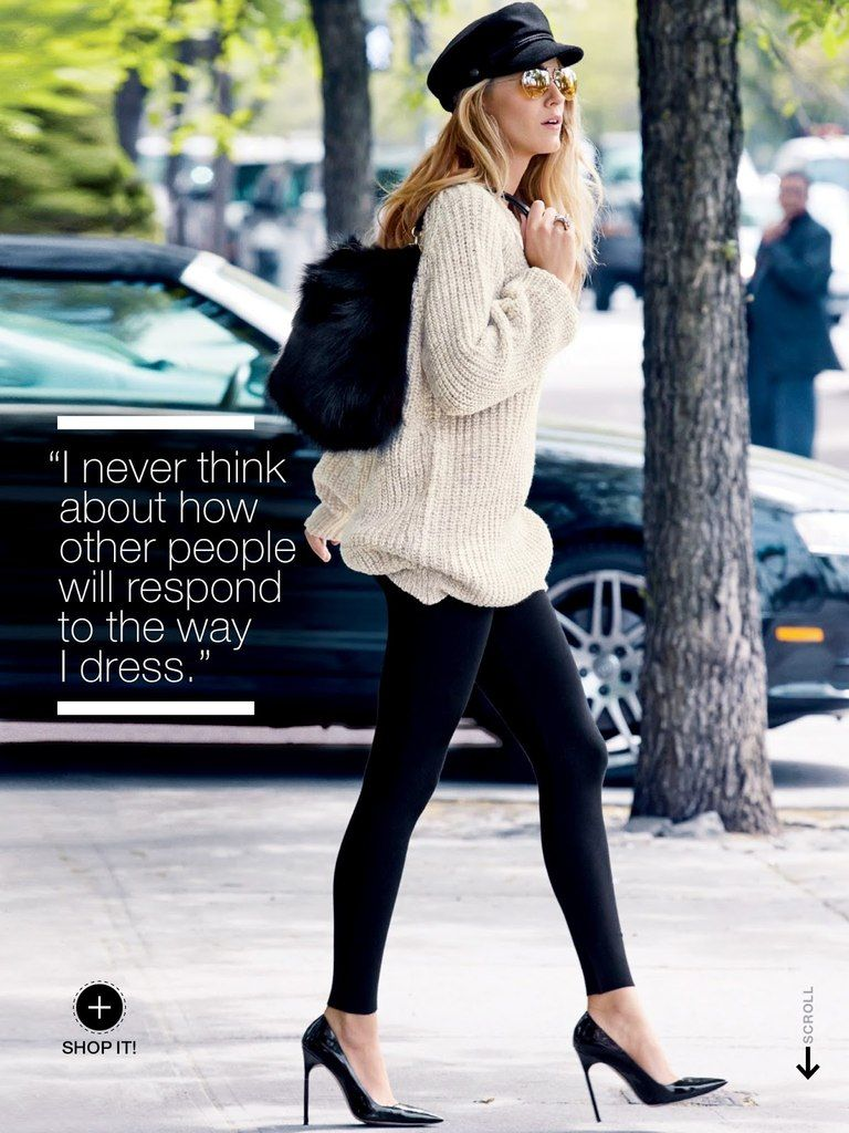 blake lively lucky 9 Photoshoot of the Day: Blake Lively for Lucky Mag September 2013