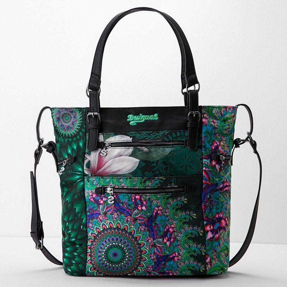 BOLSO Shopper DESIGUAL Argentina Alana 57X52B2 5016