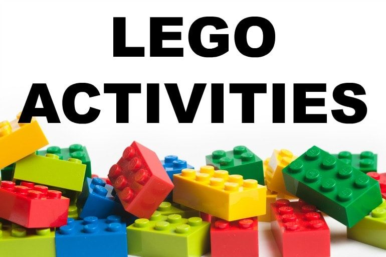 LEGO ihlette tárgyak