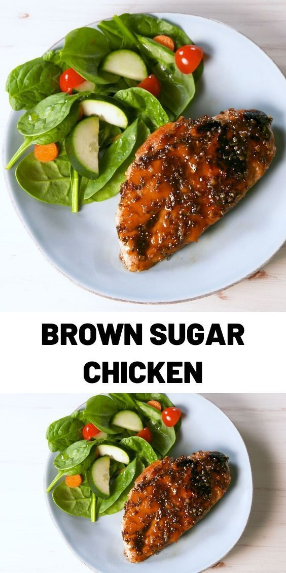Dinner in no time flat. Brown Sugar Chicken YIELDS: 4 SERVINGS PREP TIME: 0 HOURS 5 MINS TOTAL TIME: 0 HOURS 25 MINS INGREDIENTS 4boneless, [...]