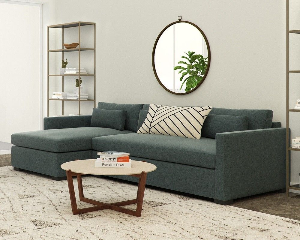 Jasper Sectional Sofa By Interior Define Interior Define Sofa