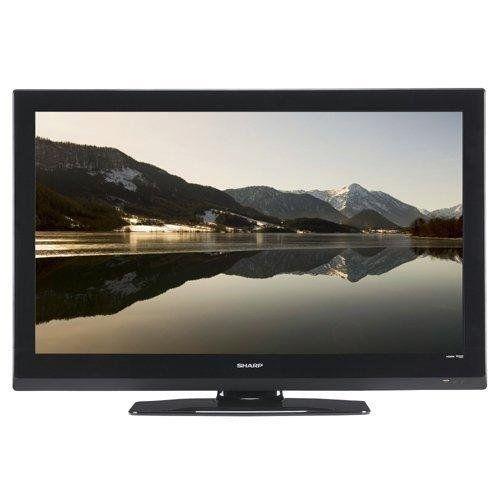 Black Friday Sharp Lc42sv50u Sharp 42 In 1080p Lcd Tv With 60hz Hdtv Lcd Tv Lcd