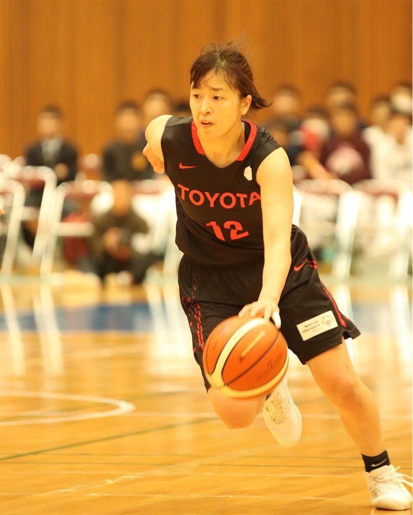 Wリーグ トヨタ自動車アンテロープス 三好南穂がかわいい 美人さん応援チャンネル 女子バスケットボール バスケ 女子 スポーツ