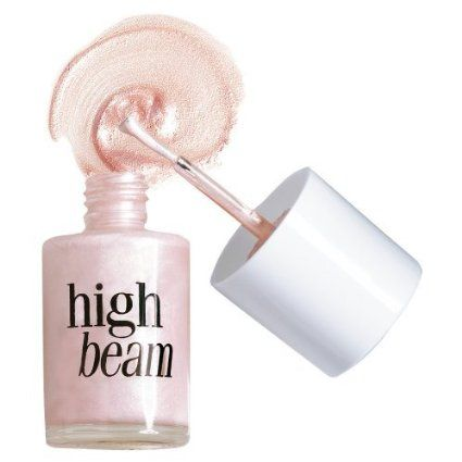 Benefit Cosmetics High Beam (FULL SIZE .45 oz) very good reviews.. although could probs use another product in place of this like a shaddow