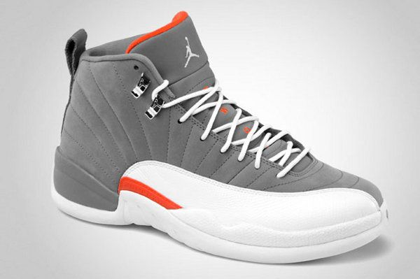 eab5204894e600 Air Jordan 12 Cool Grey Nike Air Jordans