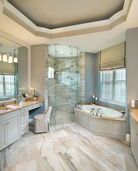 100 Must-See Luxury Bathroom Ideas Melbourne, Luxury and Glass