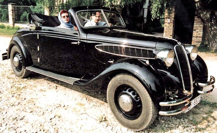 1936-41 BMW 326; Spezial Roadster by Drauz KG, Heilbronn | PVGP BMW ...