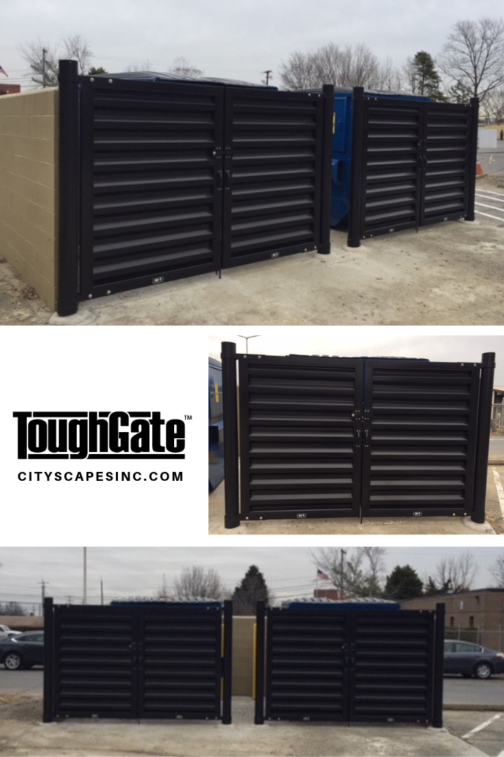 Toughgate Ground Walls Screens Commercial And Office Architecture Hot Tub Surround Security Gates
