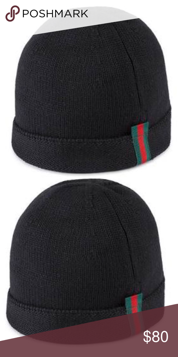 953c55438f7 Kids Gucci Beanie This hat is a great item to add to your child s hat  collection