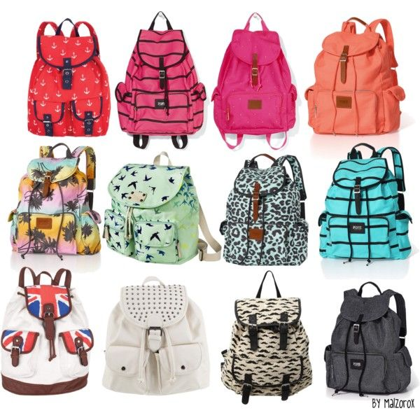Cute Backpacks from Victoria's Secret, Delia's, Target and more ...