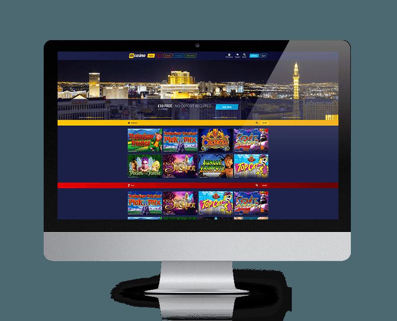 M Casino No longer Casino bonus, Online