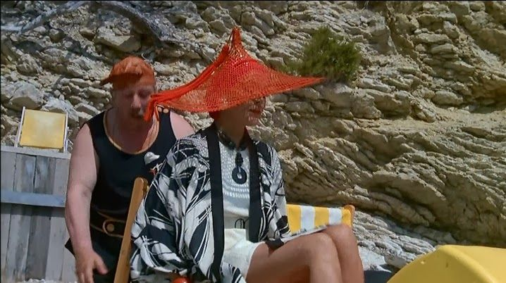 Evil Under The Sun 1982 Hats Galore In This Movie Read More