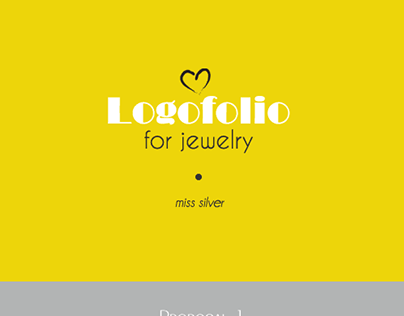 "Check out new work on my @Behance portfolio: ""Logofolio for jewelry company"" http://on.be.net/1UVrupk"