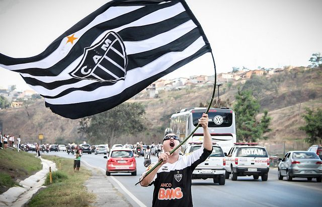 Clube Atlético Mineiro, via Flickr