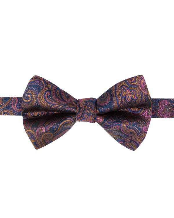 Ted Baker Playzbo Paisley Bow Tie