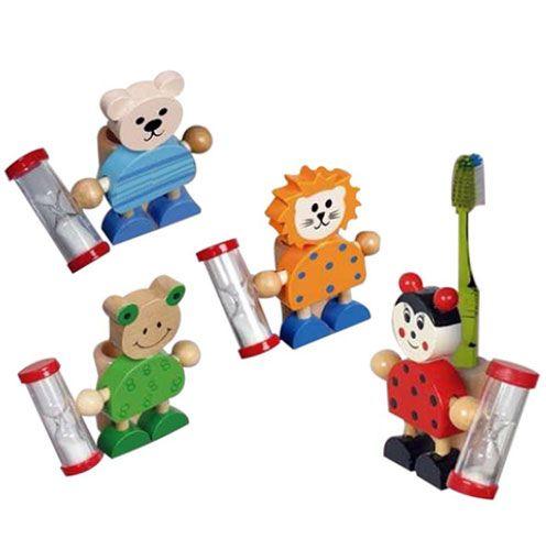 4cb29e1b12c Detalles para niños Original porta-cepillo de dientes infantil para los más  peques, realizado