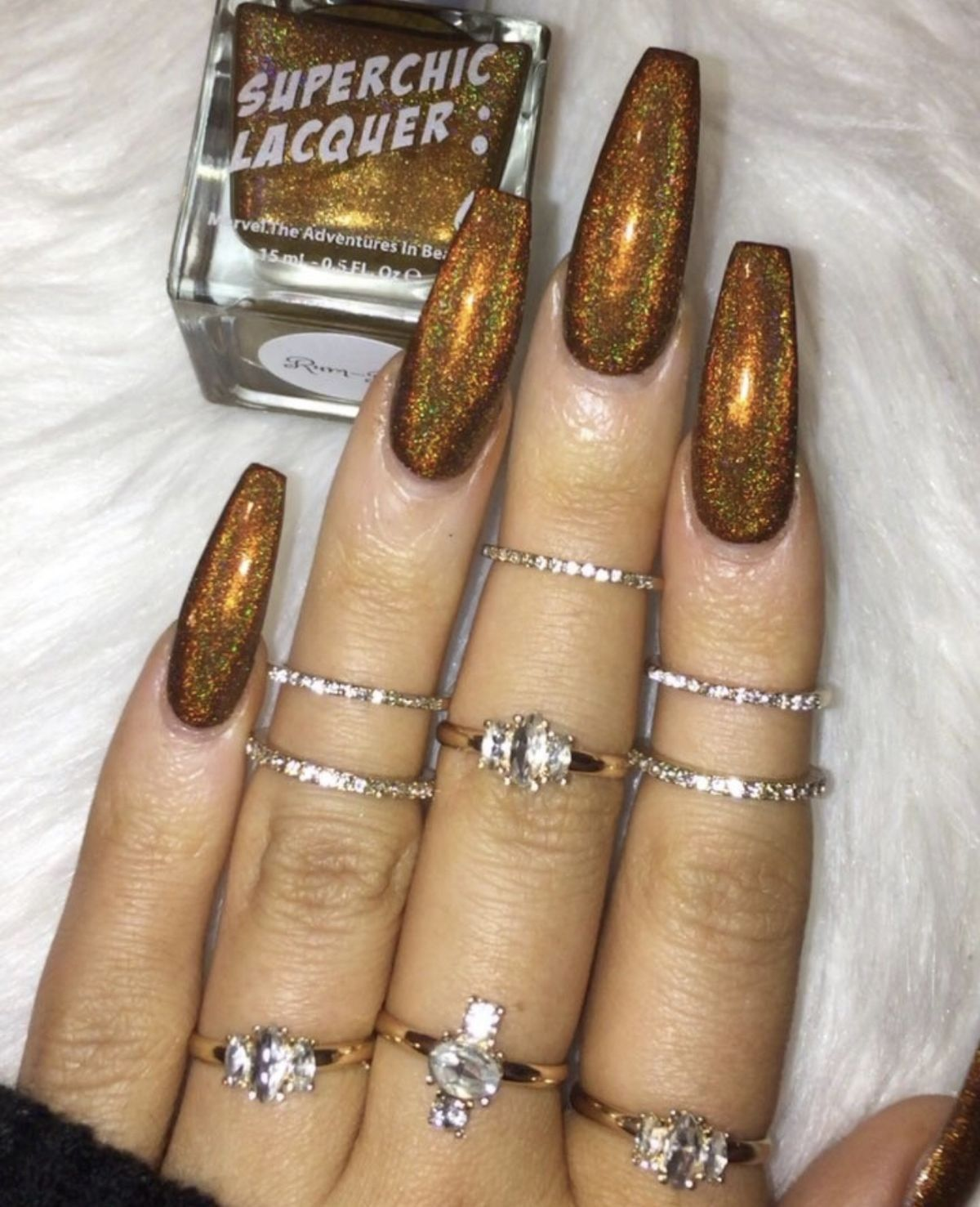 Pin On Bronze Nails