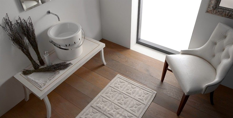 Bucket Wash Basin - Scarabeo