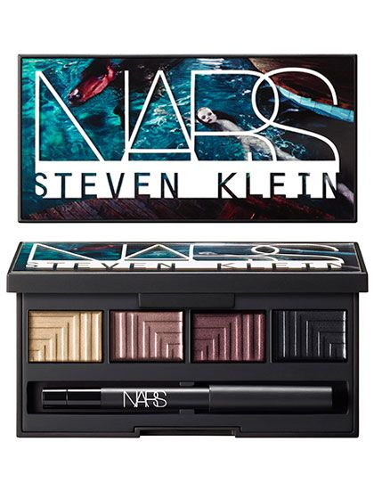 Nars x Steven Klein - Dead of Summer Dual-Intensity Eyeshadow Palette