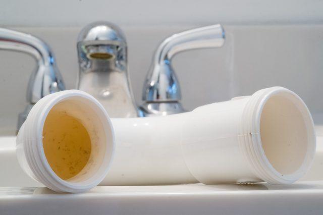 How To Clean Black Sludge In Bathroom Sink Drains Bathroom Sink Drain Unclog Bathroom Sinks Sink Drain
