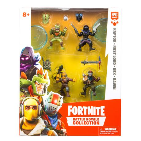 Fortnite Action Figure 2'' S1 - Squad Pack | Products in
