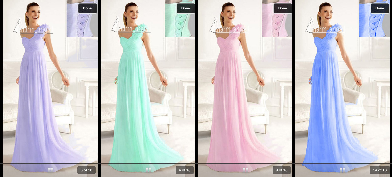 Pastel bridesmaids dresses url httpdressesphotos pastel blue bridesmaid dresses images in pastel bridesmaid dresses ombrellifo Choice Image