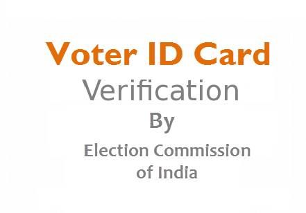 Voter Id Verification Verify Your Voter Id Online