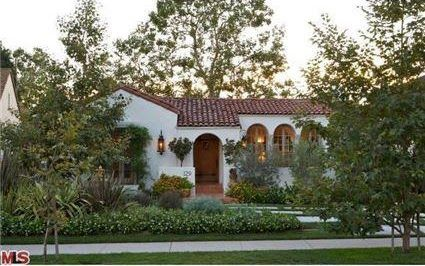 Spanish Cottage   built 1925     A lovely spanish cottage in California.       great details       wonderful batchelder tile fireplace     ...