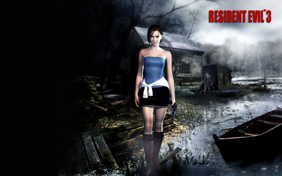 Resident Evil Hd Wallpaper With Images Resident Evil Jill