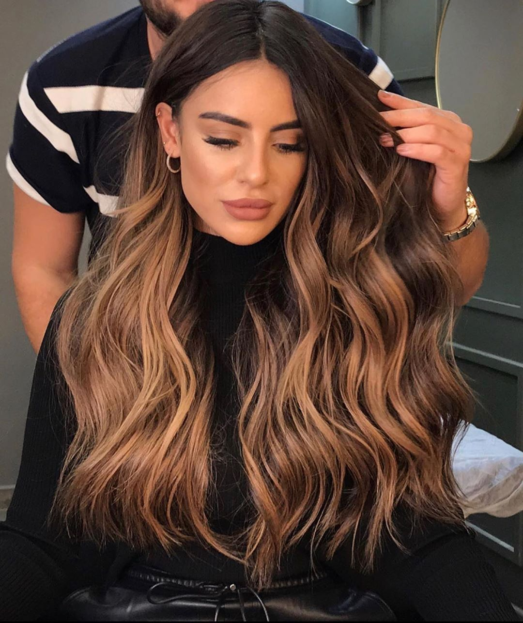 #ghdsoftcurltong Waves