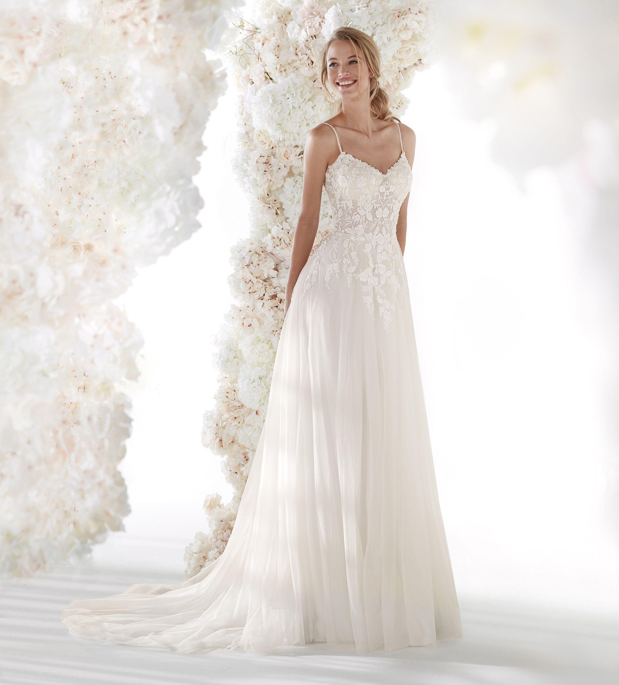 Vestiti Da Sposa Wedding.Moda Sposa 2020 Collezione Colet Coa20171 Abito Da Sposa