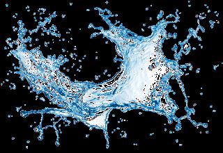 Darling Scrap Water Splash Splash Effect Splash Water Drops