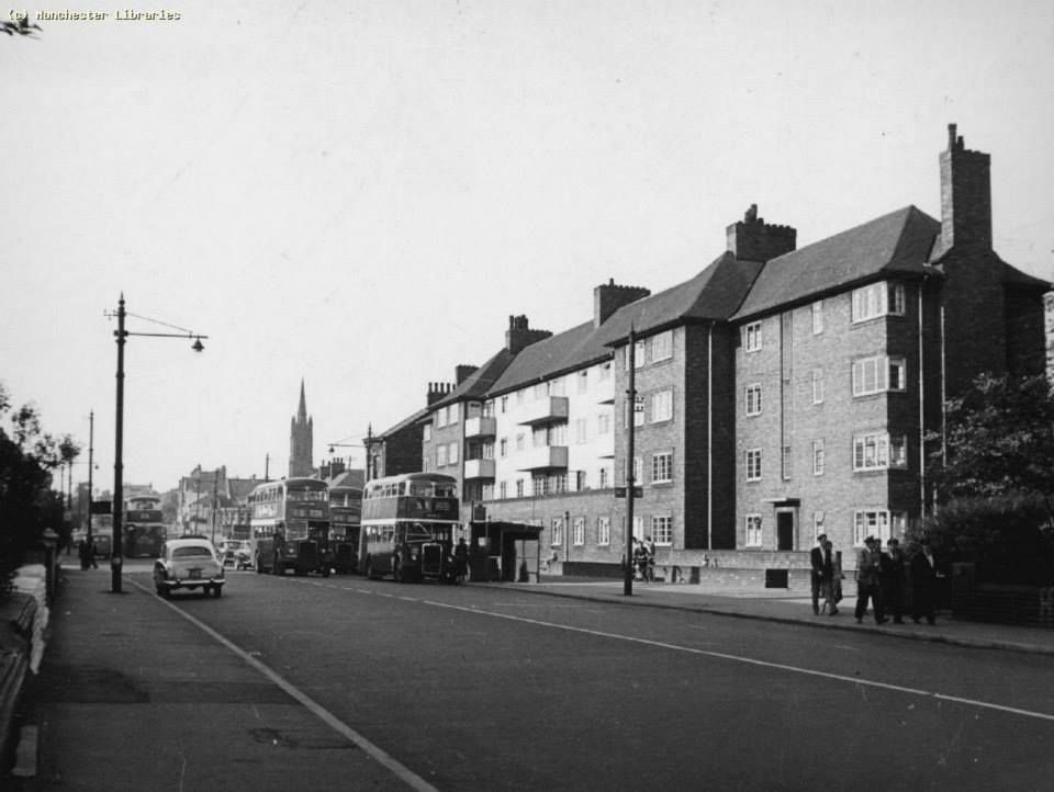 cheetham hill road manchester 1959 england for my dad. Black Bedroom Furniture Sets. Home Design Ideas