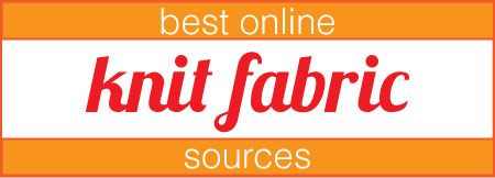 The Train To Crazy Best Online Knit Fabric Sources