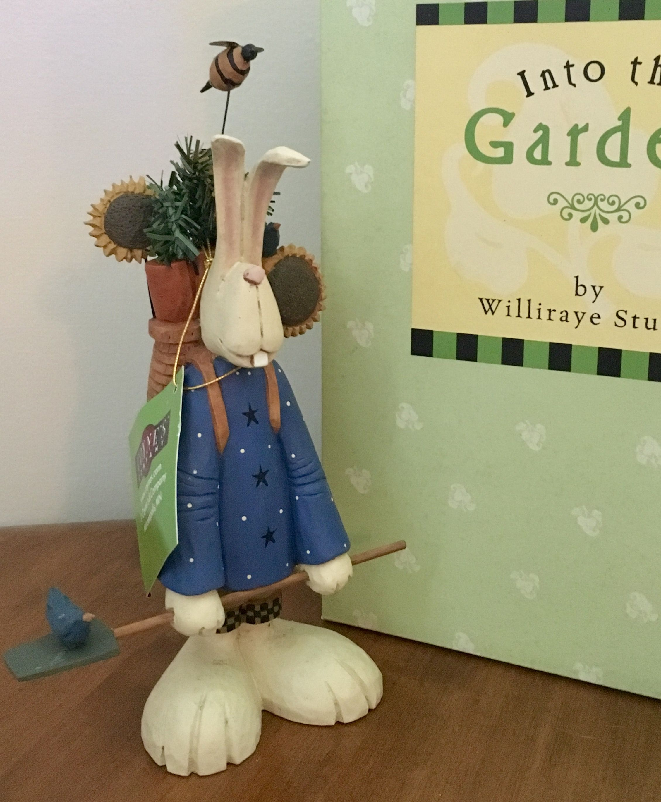 Williraye Studio, Into The Garden, Garden Helper, Boy WW7403