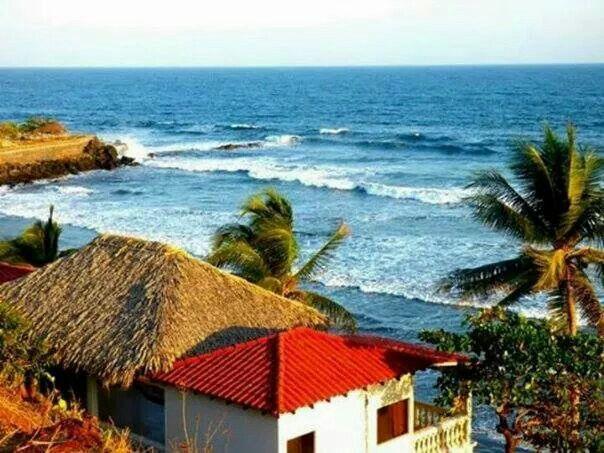 Playa El Cuco, San Miguel, El Salvador