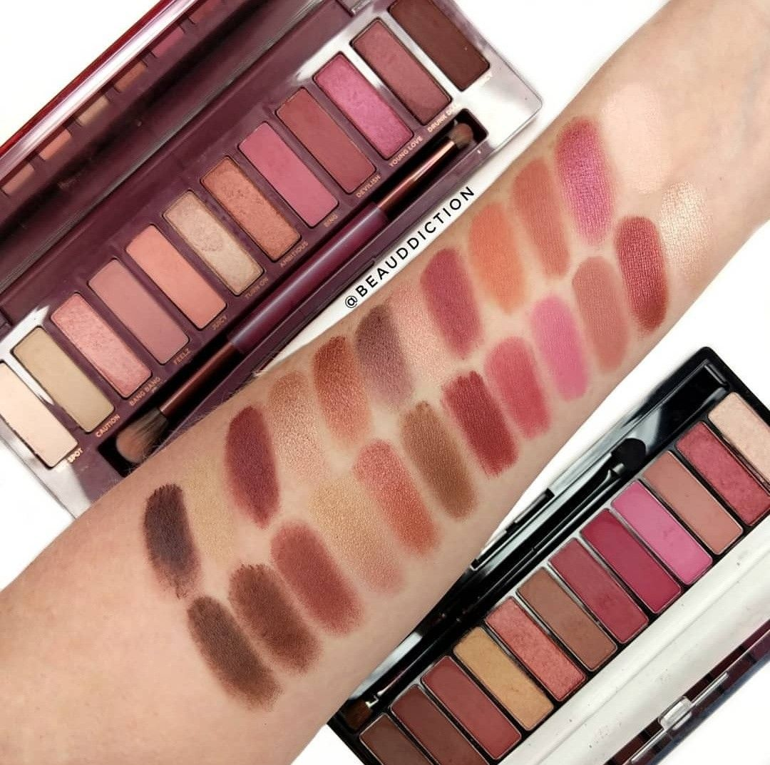 Naked Cherry Eyeshadow Palette by Urban Decay #10