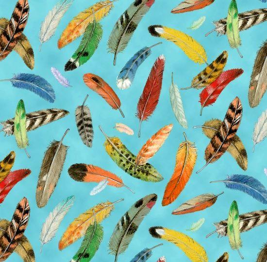 7008-blue, Tucson, Fabric Collections, Elizabeth's Studio LLC