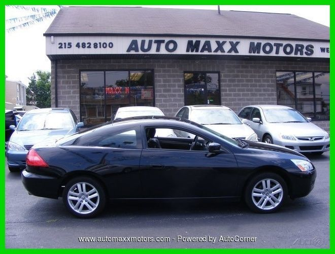 Car Brand Auctioned:Honda Accord Coupe EX L Coupe 2004 Coupe Ex L Coupe  Used 3 L V 6 24 V Manual Fwd Premium No Reserve