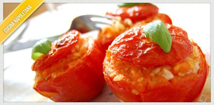 Ricetta Pomodori Ripieni | Cucinare alla Napoletana – Rubrica