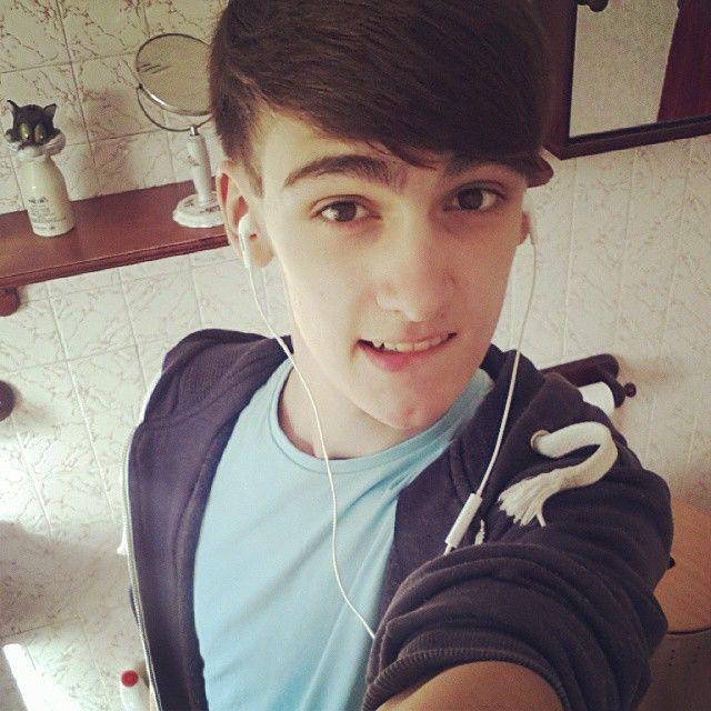 Gay teen slefie