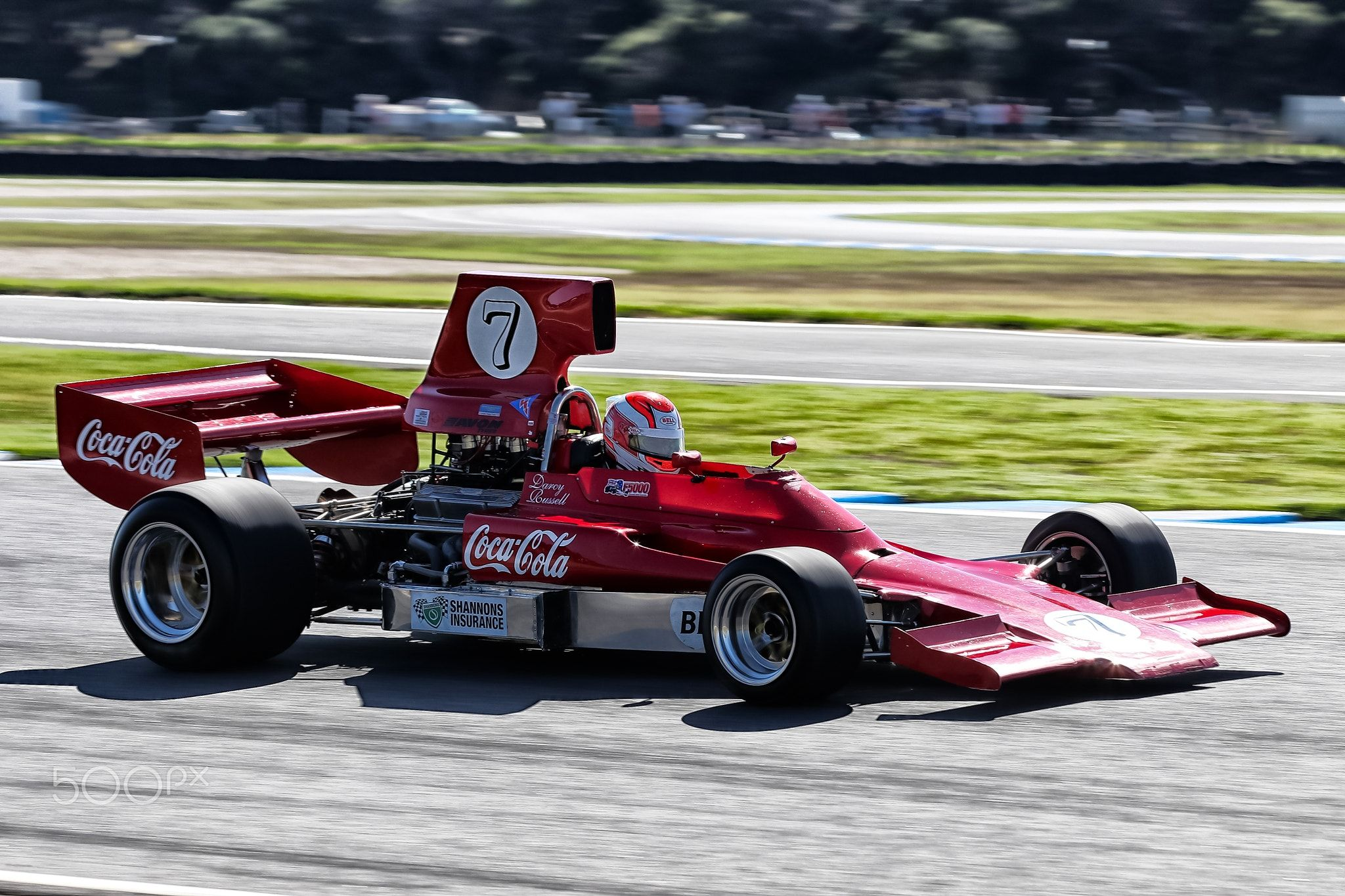 Phillip Island Classic Festival Of Motorsport Darcy Russell Lola T330 Formula 5000 Classic Racing Cars Motorsport Historic Racing