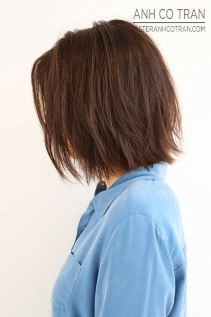 New Short Straight Hairstyles 2018 - The UnderCut