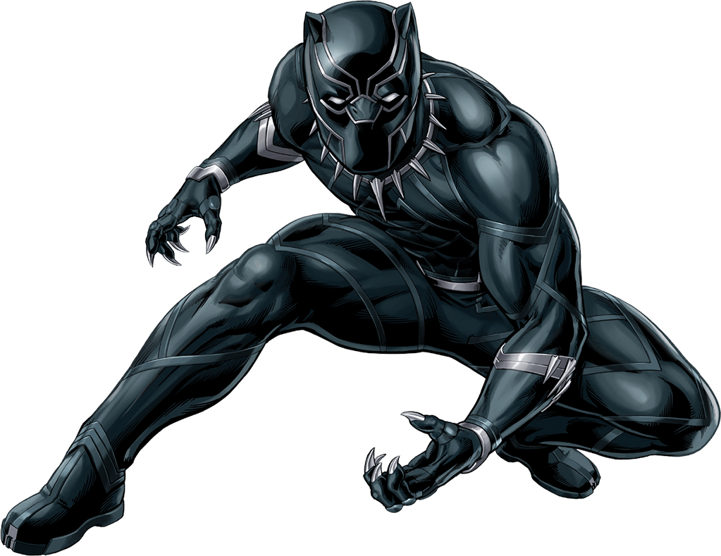 Pin em Black Panther Printables